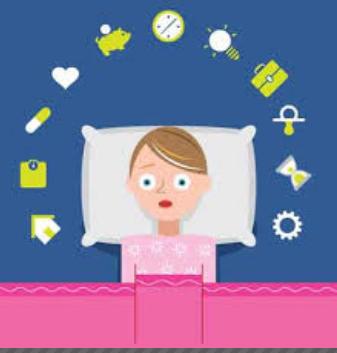 La sophrologie pour combattre l'insomnie