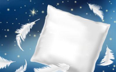 Sommeil – Astuce n° 2 pour encore mieux s'endormir – Respiration et visualisation positive