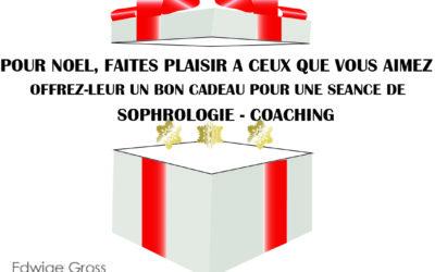 Pour Noel, offrez un bon cadeau « Détente – Bien-Etre »